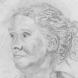 Portrait - Face Study [Side View]
