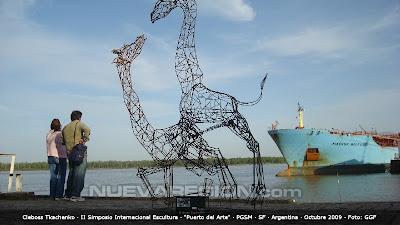 JIRAFAS AMANTES. por Gleboss Tkachenko, de Rusia