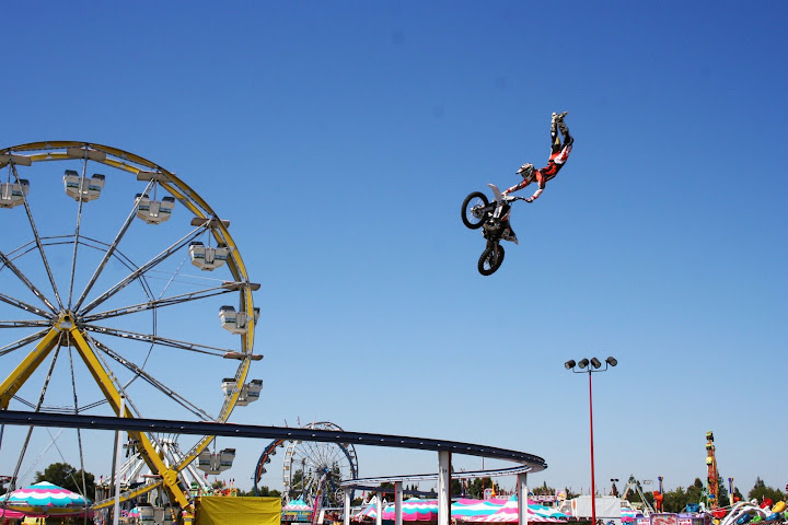 Crazy Stunt