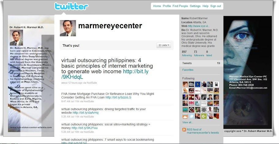 Virtual Outsourcing Philippines : Marmer Medical Center
