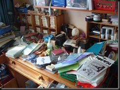 Caths desk re