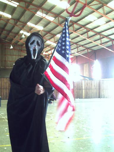 America, The Grim Reaper