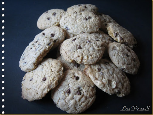 Cookies con chispitas de chocolate (7)