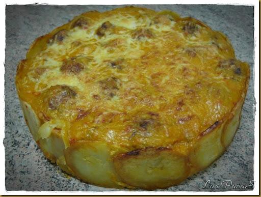 Tarta de Albóndigas (2)