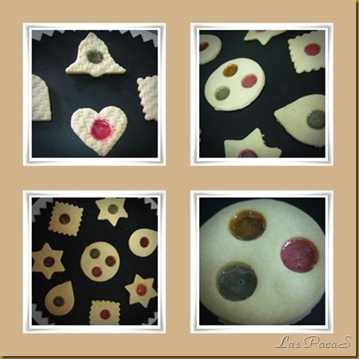 galletas cristal collage