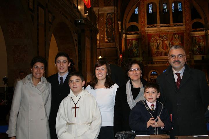 la famiglia Schilirò