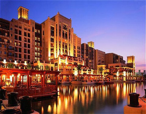 Photo of Exterior, Night Time - Mina A' Salam Madinat Jumeirah in Dubai, United Arab Emirates