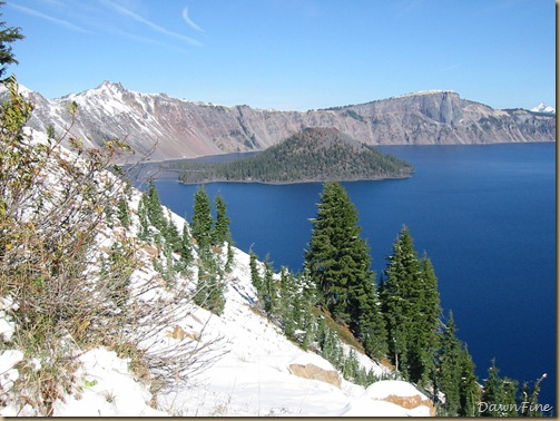 Crater Lake 2.61