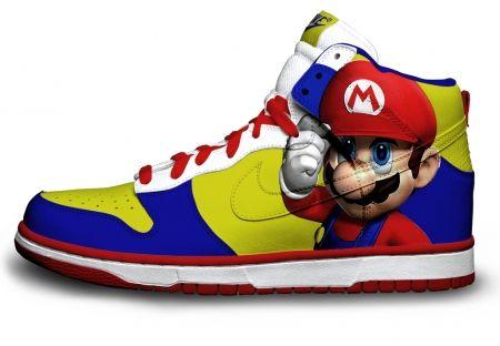 Gambar : Nike-shoes-design-mario-2