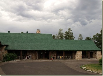 Deli in the Pines at Grand Lodge North Rim Grand Canyon National Park Arizona