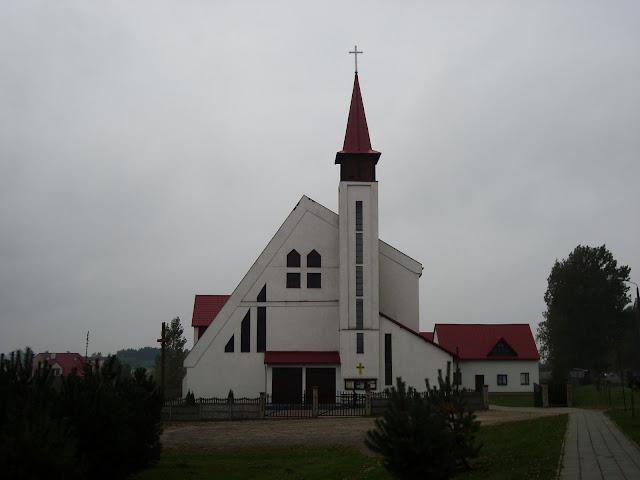 Kościół MB Królowej Polski - Człuchów