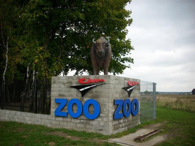 Zoo Canpol - tu się zaczyna, albo...kończy