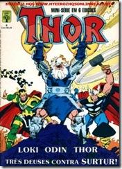 Thor -  Saga de Surtur 4 de 6