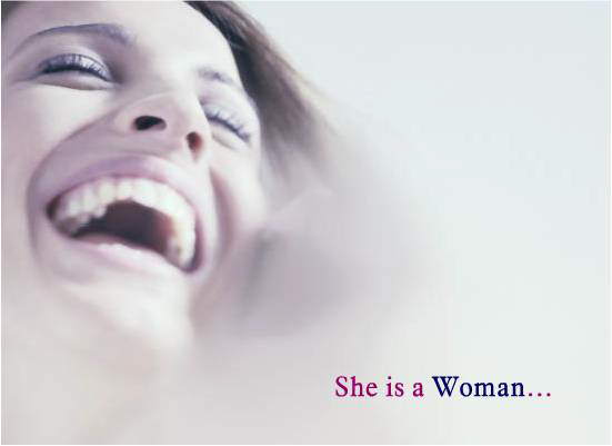 So many facets of a Woman: Sister, Friend, Lover, Wife, Mother, Grandmother... She Is Life