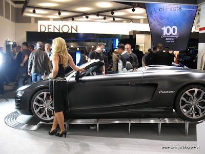 Audi pioniera