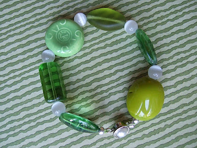 Great Greens Bracelet by Typy