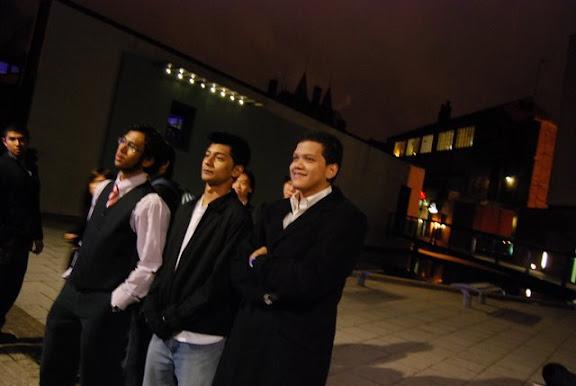 Zaim, Ah Long dan Datuk Zachary for promo video