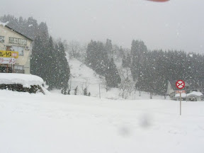 ski in Ichiuchi-Maruyama