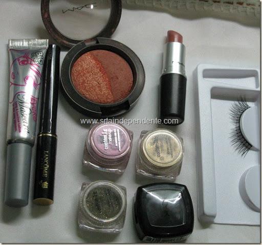 Mascara Eyeko, Cilios Postiços NYX, Sombras Contém 1G