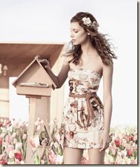 Vestido Flora, Loja Quero