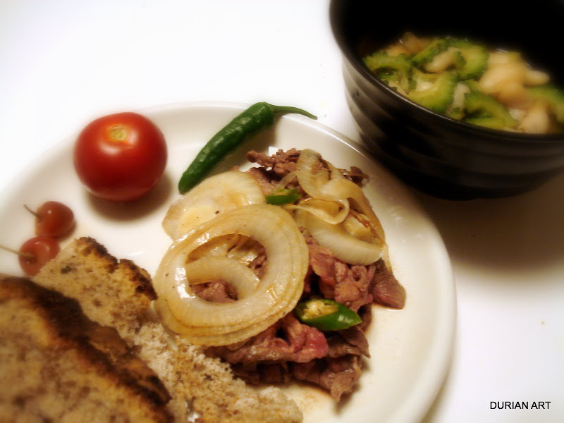 Cold Meat Dinner Plate With White Bean Goya Gourmande