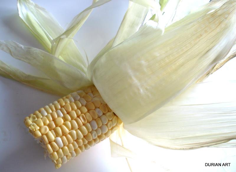Poulet Dijon-Tahiti + Sweet Corn Sweet Rice