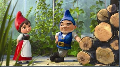 Gnomeo and Julie