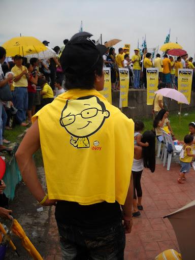 PNoy Tshirt