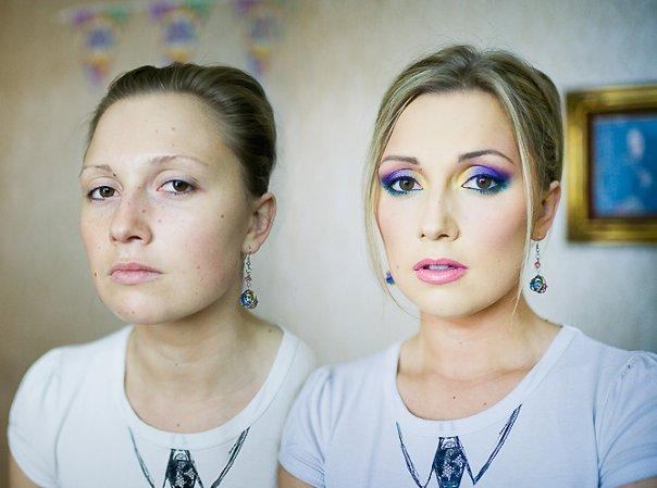 makeup before after vandreev 7 - 13 Fotos de maquiagem incríveis antes e depois