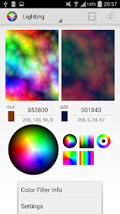 Color Filters in Android SDK screenshot 0