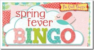 Spring Fever Bingo