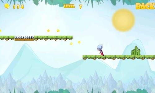 Ninja Jumping screenshot 1