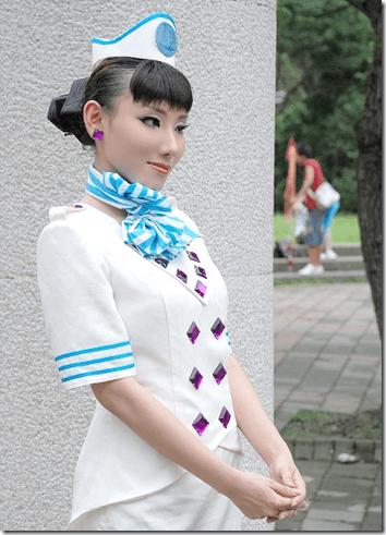 gyakuten kenji / ace attorney investigations: miles edgeworth cosplay - konomichi ichiru (rhoda teneiro)