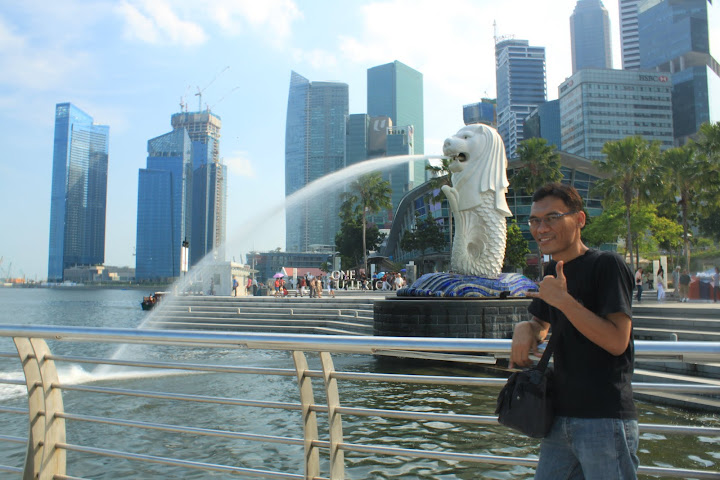 Merlion and Me