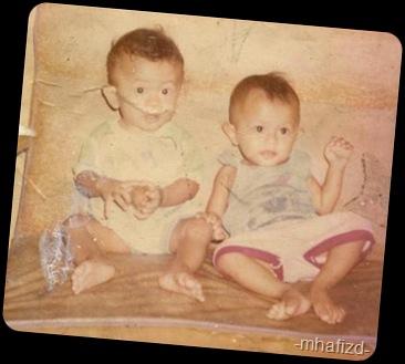 Aku dan kembar~