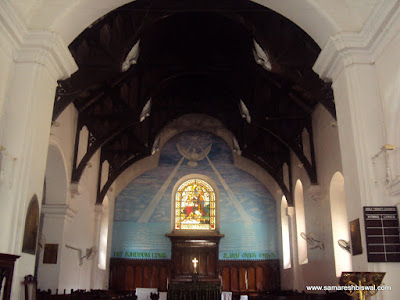 Holy Trinity Church MG road 1848