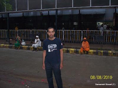 Samaresh @ Shirdi