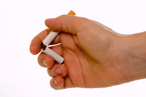 κόψε το τσιγάρο