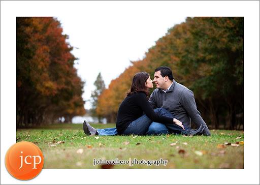 Engagement photo by John Cachero