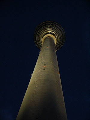 East germany TV tower