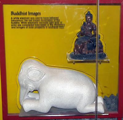 Buddhist elephants
