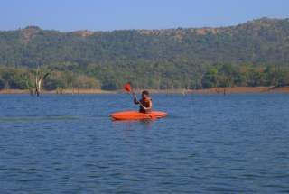 Sharavathy Valley by Vinayak Hegde