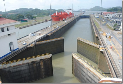 panama canal 208