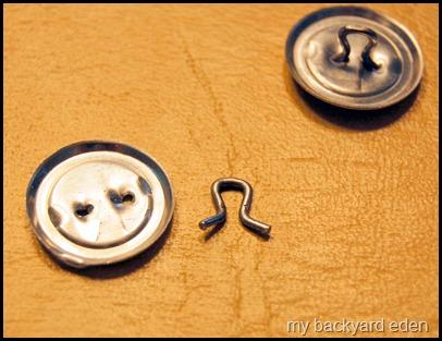Button Cover Parts