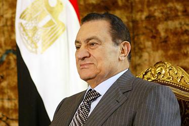 Egypt: Husni Mubarak promised not take part in elections edit Delete caption Save CaptionCancel LikeUnlike