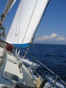 Vele nel Mare