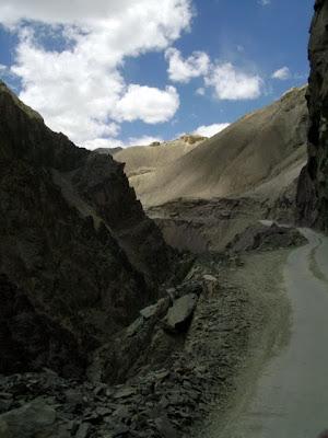 Leh-Scrinagar