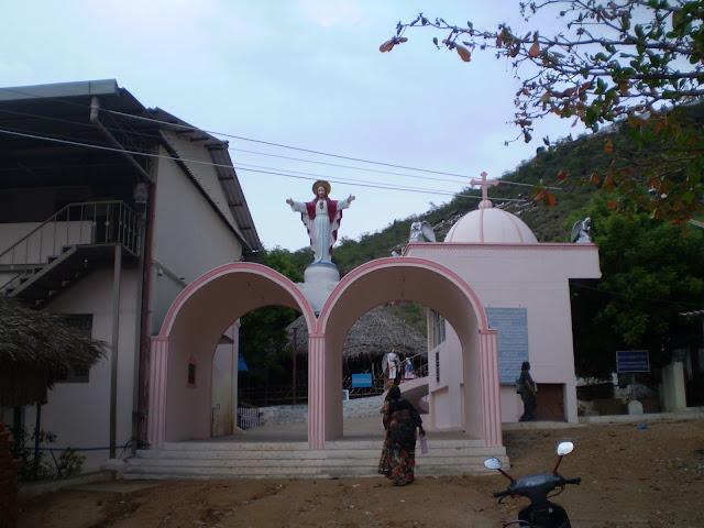 Acharapakkam Malai Madha Church