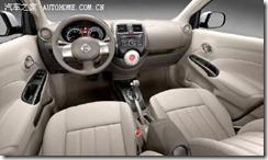 2011-Nissan-Sunny-interior