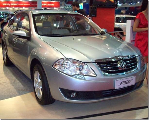 Brilliance Salão do Automóvel 2010 (1)